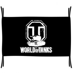 Флаг Логотип World Of Tanks