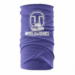 Бандана-труба Логотип World Of Tanks