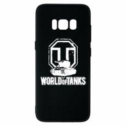 Чохол для Samsung S8 Логотип World Of Tanks