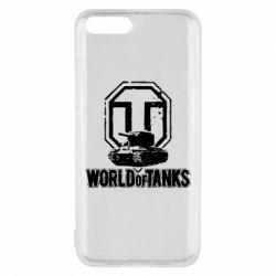 Чехол для Xiaomi Mi6 Логотип World Of Tanks