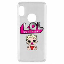 Чехол для Xiaomi Redmi Note 5 LoL surprise baby