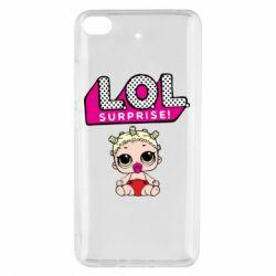 Чехол для Xiaomi Mi 5s LoL surprise baby