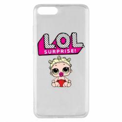 Чехол для Xiaomi Mi Note 3 LoL surprise baby