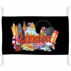 Прапор London mix