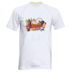 Чоловіча спортивна футболка London mix
