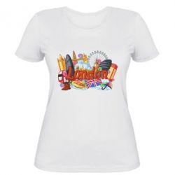 Жіноча футболка London mix