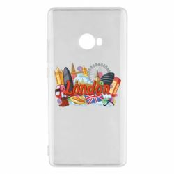 Чохол для Xiaomi Mi Note 2 London mix
