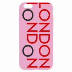 Чохол для iPhone 6/6S London