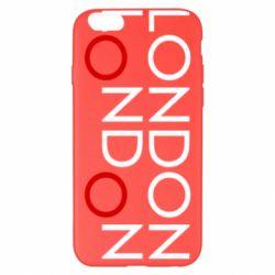 Чохол для iPhone 6 Plus/6S Plus London