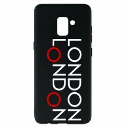 Чохол для Samsung A8+ 2018 London