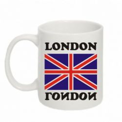 Кружка 320ml LONDON - FatLine