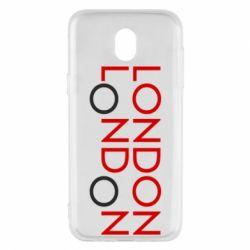 Чохол для Samsung J5 2017 London