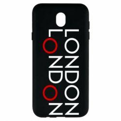 Чохол для Samsung J7 2017 London