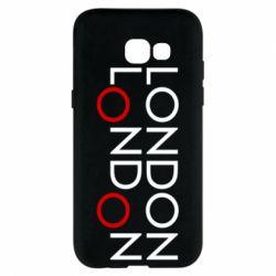 Чохол для Samsung A5 2017 London