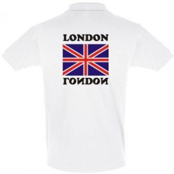Футболка Поло LONDON - FatLine
