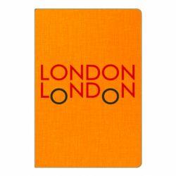 Блокнот А5 London