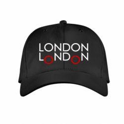 Детская кепка London - FatLine
