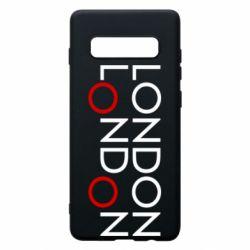 Чохол для Samsung S10+ London