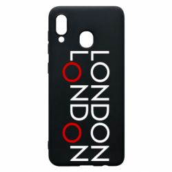 Чохол для Samsung A20 London