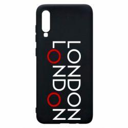 Чохол для Samsung A70 London