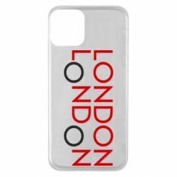 Чохол для iPhone 11 London