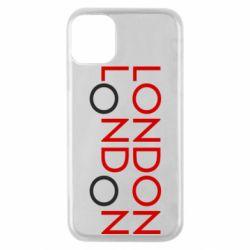 Чохол для iPhone 11 Pro London