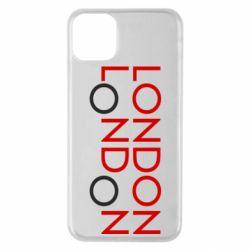Чохол для iPhone 11 Pro Max London