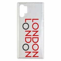 Чохол для Samsung Note 10 Plus London
