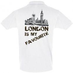 Футболка Поло Лондон