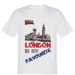 Футболка Лондон