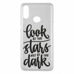 Чохол для Samsung A10s Look at the stars not at the dark