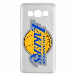 Чехол для Samsung A3 2015 Los Angeles Lakers - FatLine