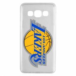 Чехол для Samsung A3 2015 Los Angeles Lakers