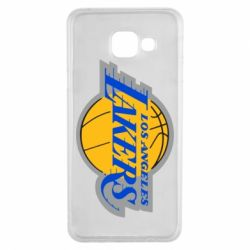 Чехол для Samsung A3 2016 Los Angeles Lakers