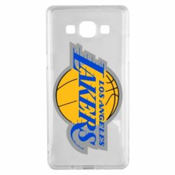 Чехол для Samsung A5 2015 Los Angeles Lakers