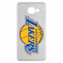 Чохол для Samsung A5 2016 Los Angeles Lakers
