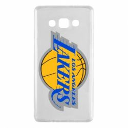 Чехол для Samsung A7 2015 Los Angeles Lakers - FatLine