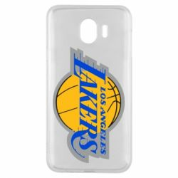 Чохол для Samsung J4 Los Angeles Lakers