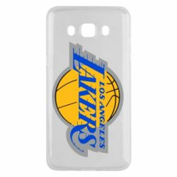 Чехол для Samsung J5 2016 Los Angeles Lakers - FatLine