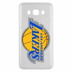 Чехол для Samsung J5 2016 Los Angeles Lakers