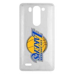 Чехол для LG G3 mini/G3s Los Angeles Lakers - FatLine
