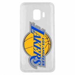 Чехол для Samsung J2 Core Los Angeles Lakers