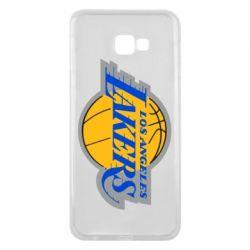 Чехол для Samsung J4 Plus 2018 Los Angeles Lakers