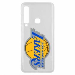 Чехол для Samsung A9 2018 Los Angeles Lakers