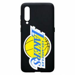 Чехол для Xiaomi Mi9 Los Angeles Lakers