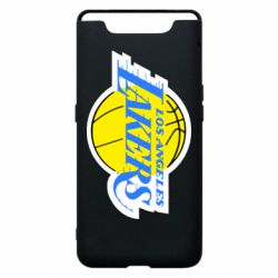 Чехол для Samsung A80 Los Angeles Lakers