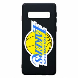Чехол для Samsung S10 Los Angeles Lakers