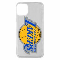 Чехол для iPhone 11 Pro Los Angeles Lakers