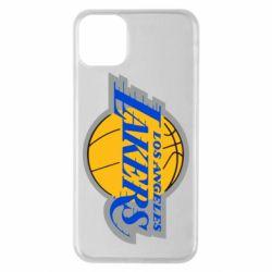 Чехол для iPhone 11 Pro Max Los Angeles Lakers