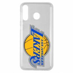 Чохол для Samsung M30 Los Angeles Lakers